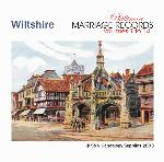 Wiltshire Phillimore Parish Records (Marriages) Volumes 01 to 14 on one CD