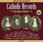 Catholic Records: Miscellanea Volume 1