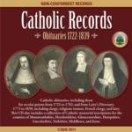 Catholic Records: Obituaries 1722-1839