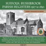 Suffolk, Rushbrook Parish Records 1567 to 1850