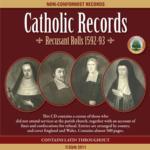 Catholic Records: Recusant Rolls 1592-93